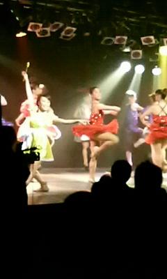 ダンス三昧
