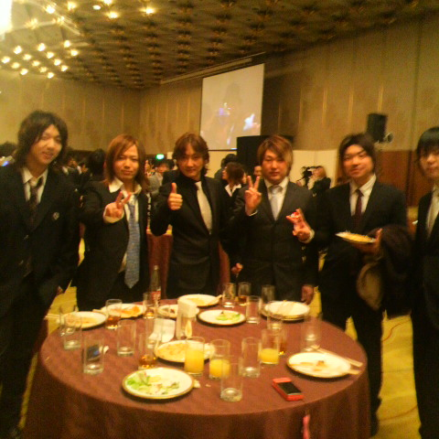 卒業式〜ミュージシャンチーム〜